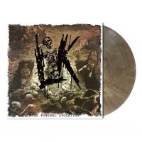 LIK - Mass Funeral Evocation [GREY/BROWN] (LP)