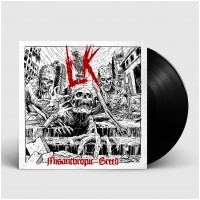 LIK - Misanthropic Breed [BLACK] (LP)
