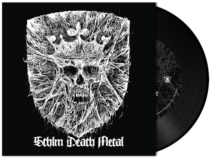 "LIK - Sthlm Death Metal [BLACK 7""] (EP)"