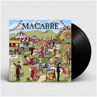 MACABRE - Carnival of killers [BLACK] (LP)