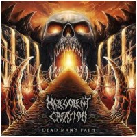 MALEVOLENT CREATION - Dead Man´s Path [LP+CD - BLACK] (LP)