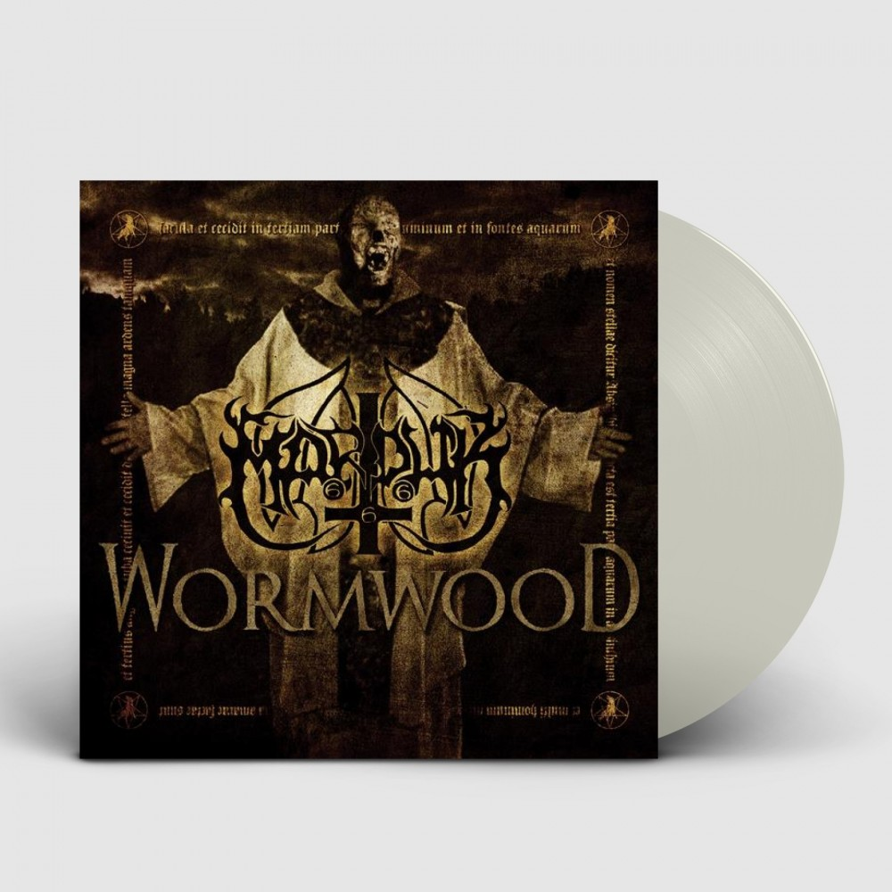 MARDUK - Wormwood [Rerelease 2020 CLEAR] (LP)
