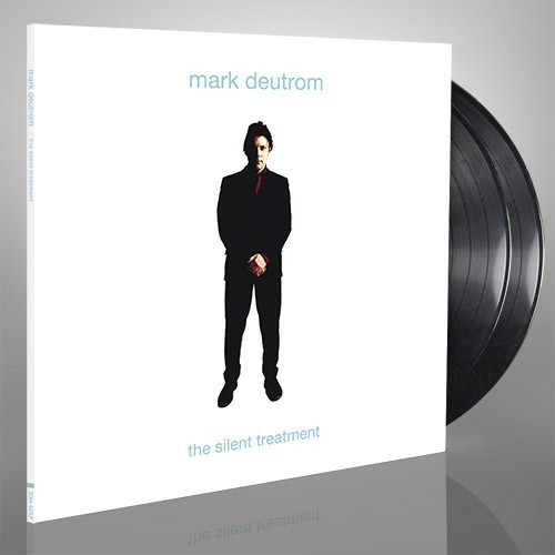 MARK DEUTROM - The Silent Treatment [BLACK] (DLP)