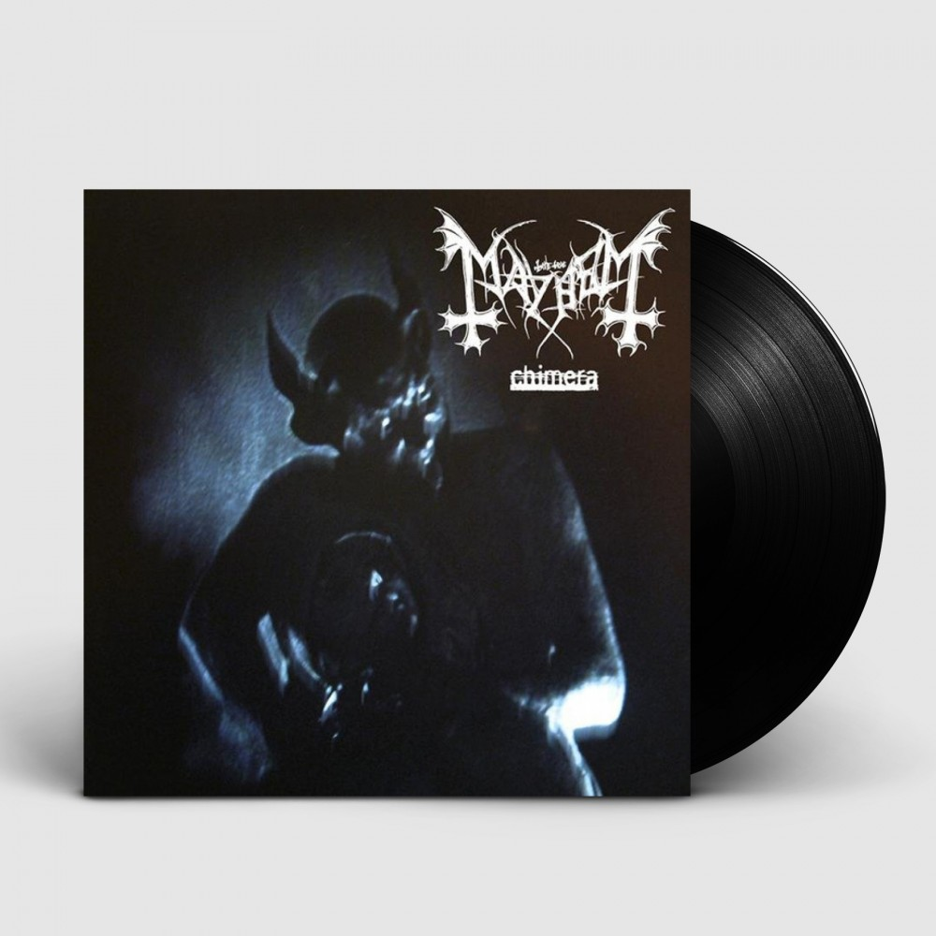 MAYHEM - Chimera [BLACK] (LP)