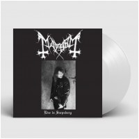 MAYHEM - Live In Sarpsborg [CLEAR] (LP)