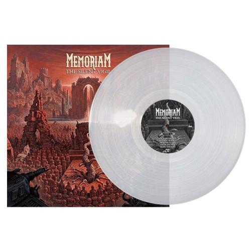 MEMORIAM - The Silent Vigil [CLEAR] (LP)