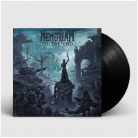MEMORIAM - To The End [BLACK] (LP)