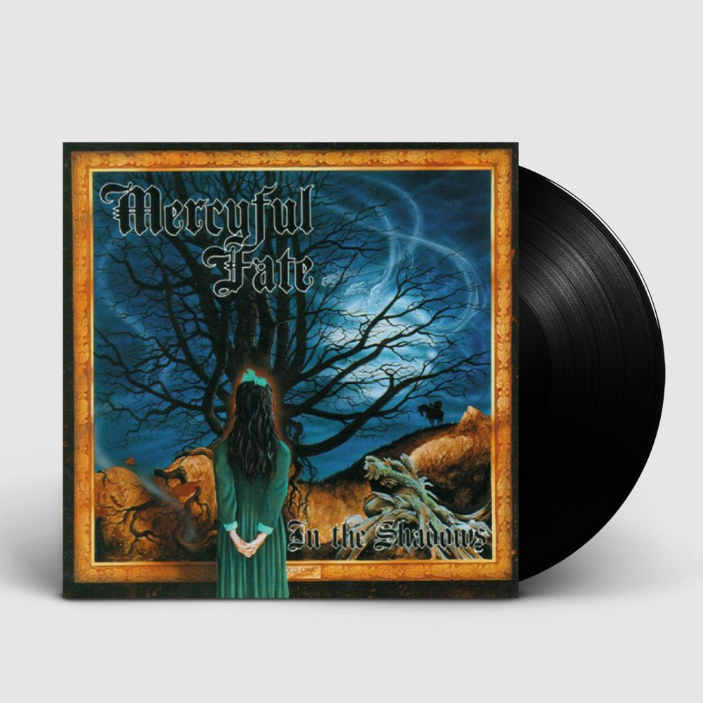 MERCYFUL FATE - In The Shadows [BLACK] (LP)