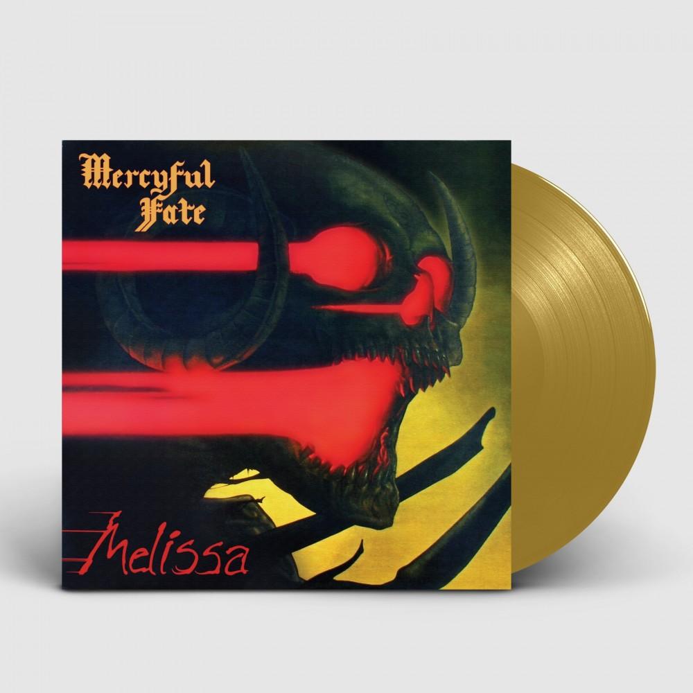 MERCYFUL FATE - Melissa [GOLD/YELLOW] (LP)