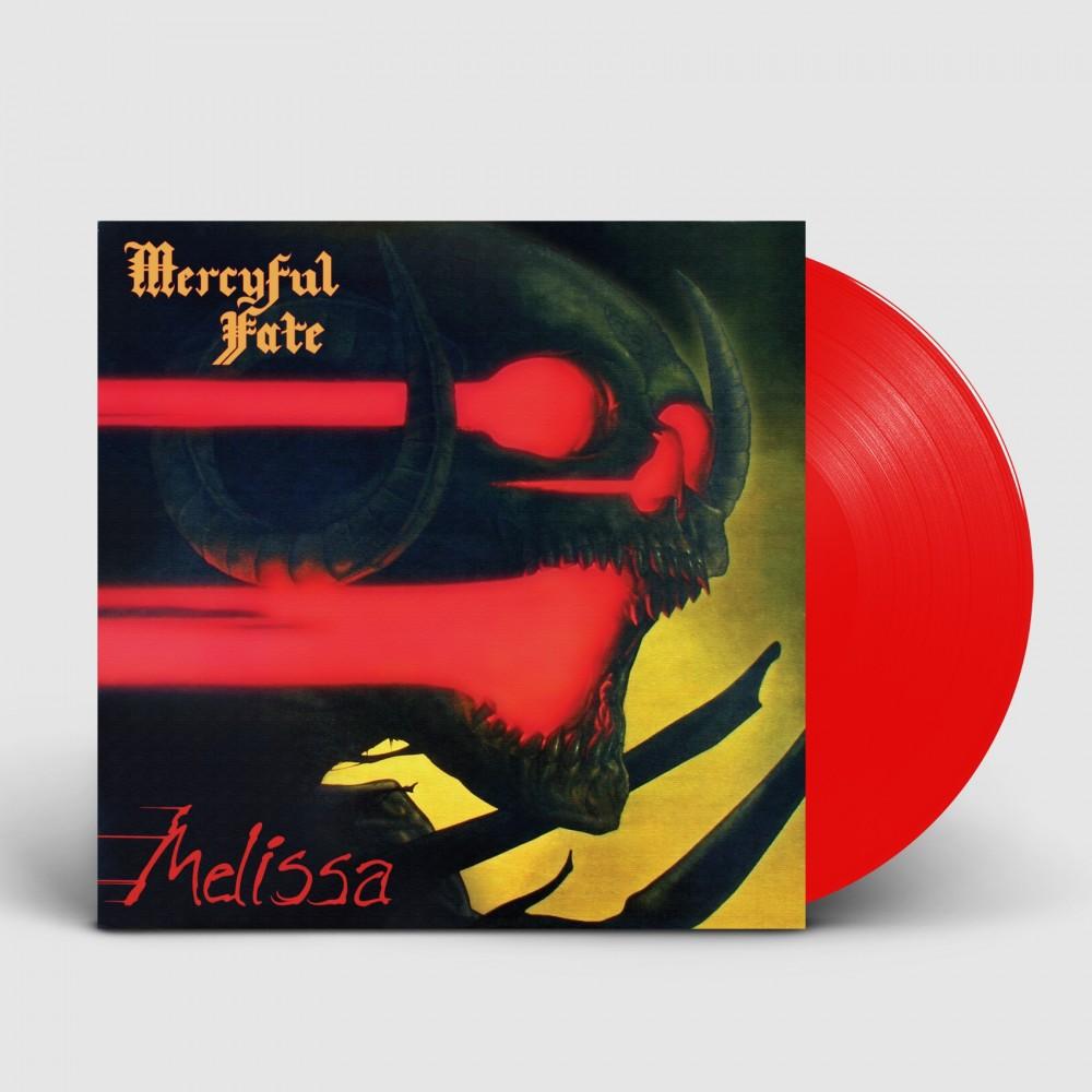 MERCYFUL FATE - Melissa [RED] (LP)