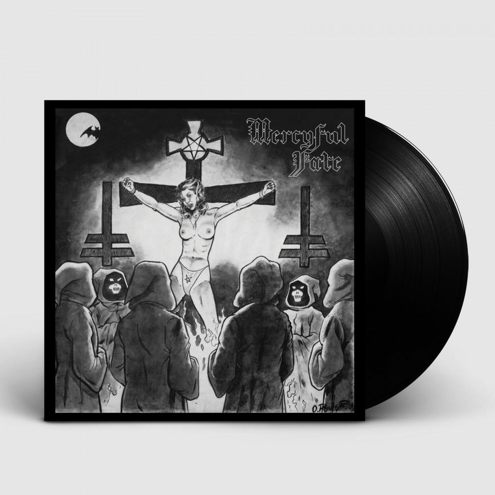 MERCYFUL FATE - Mercyful Fate [BLACK] (LP)