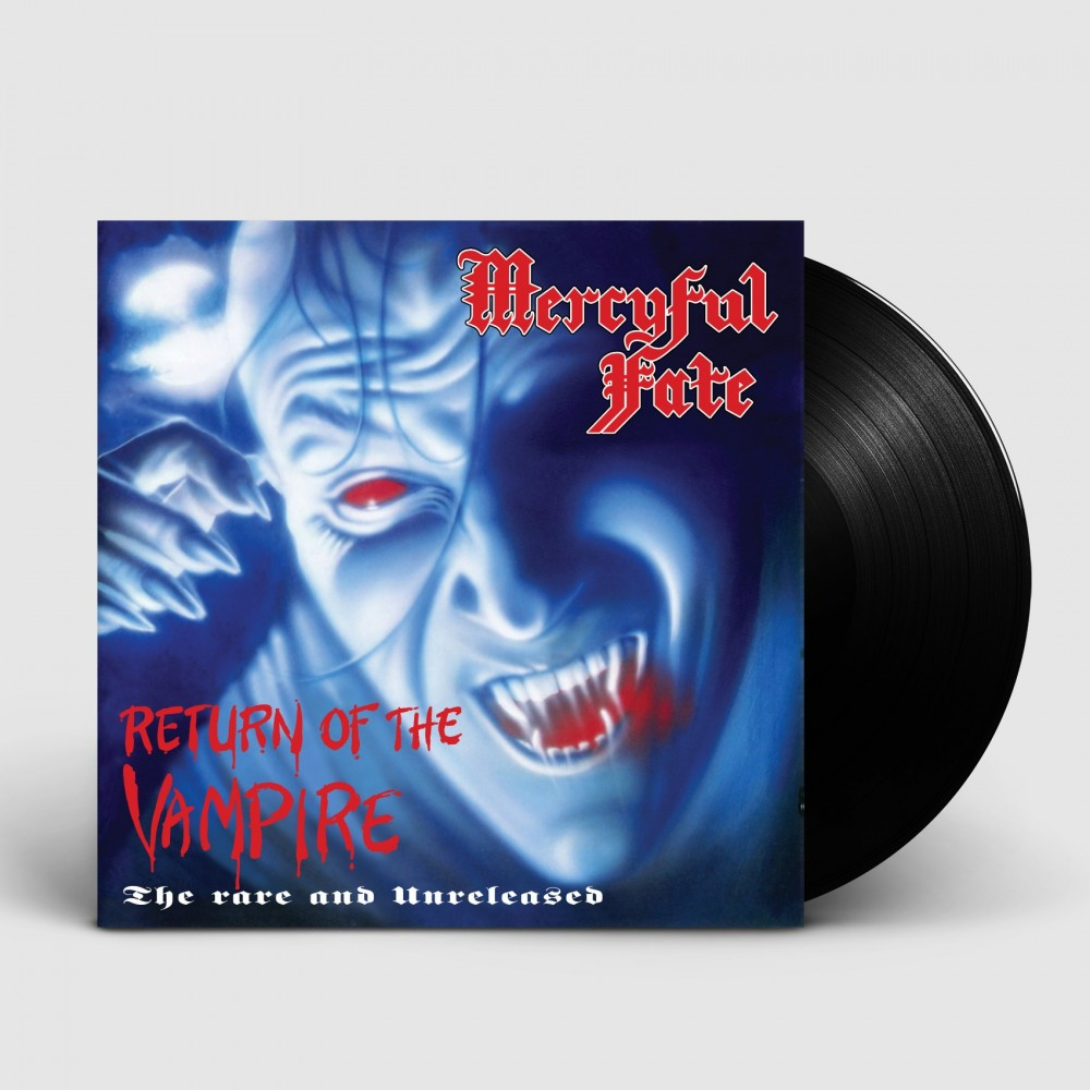 MERCYFUL FATE - Return Of The Vampire [BLACK] (LP)