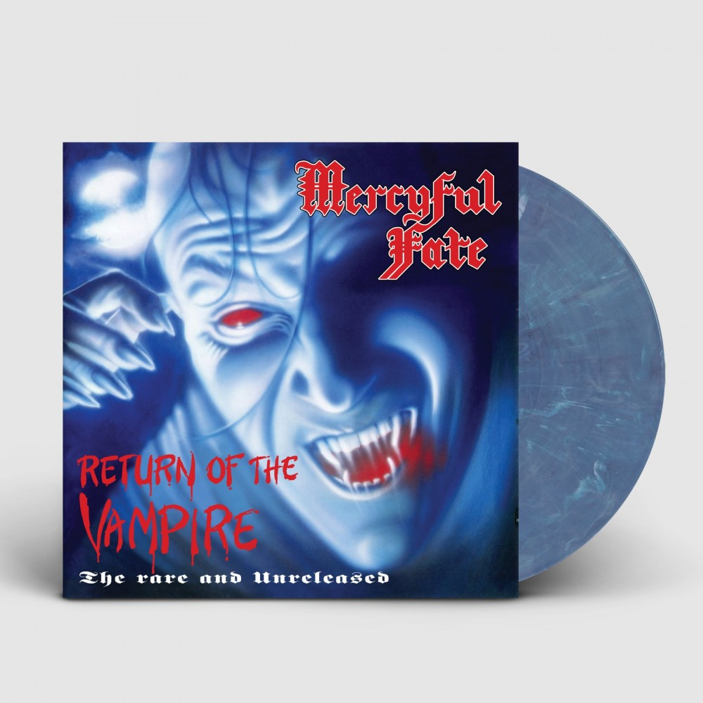 MERCYFUL FATE - Return Of The Vampire [VIOLET/BLUE] (LP)