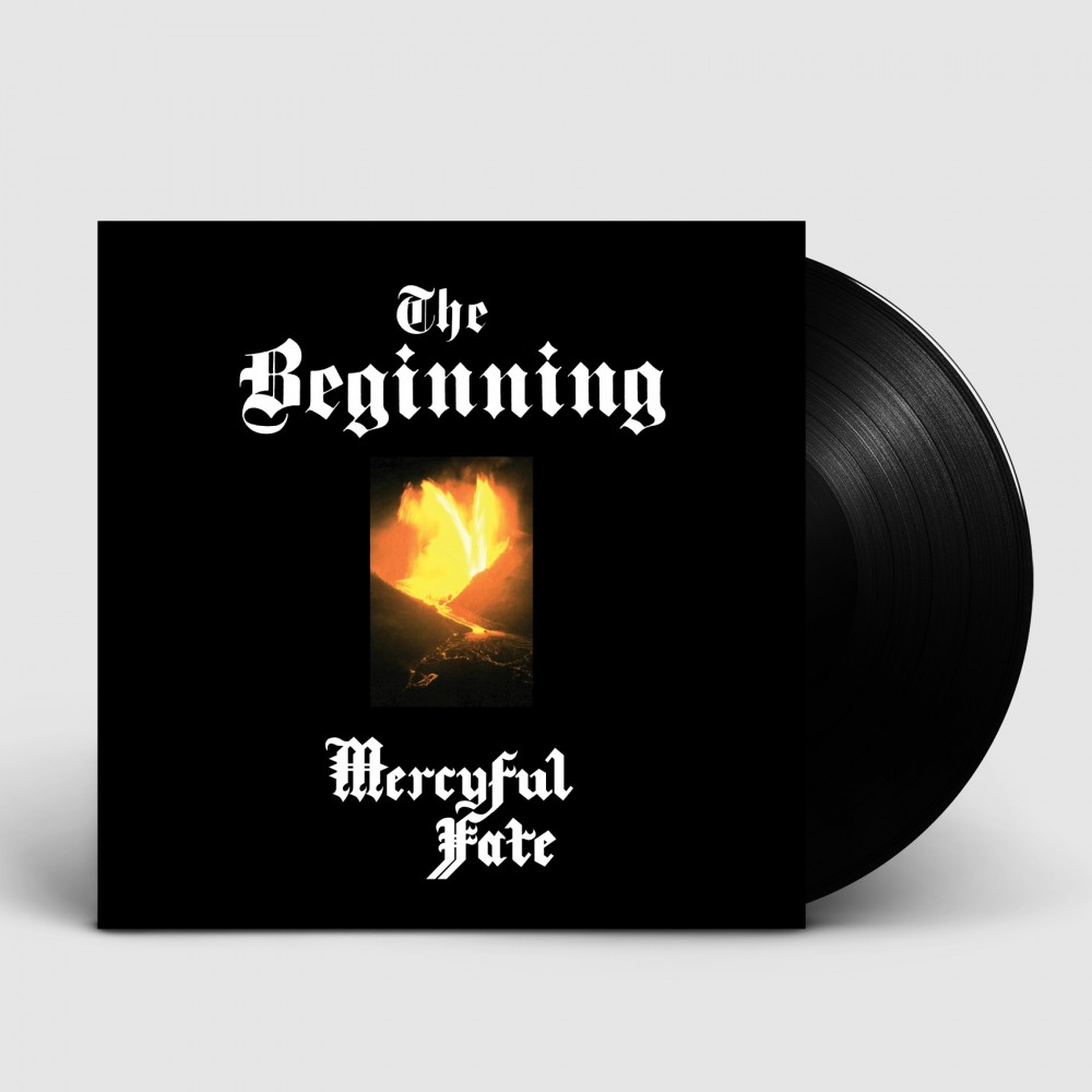 MERCYFUL FATE - The Beginning [BLACK] (LP)