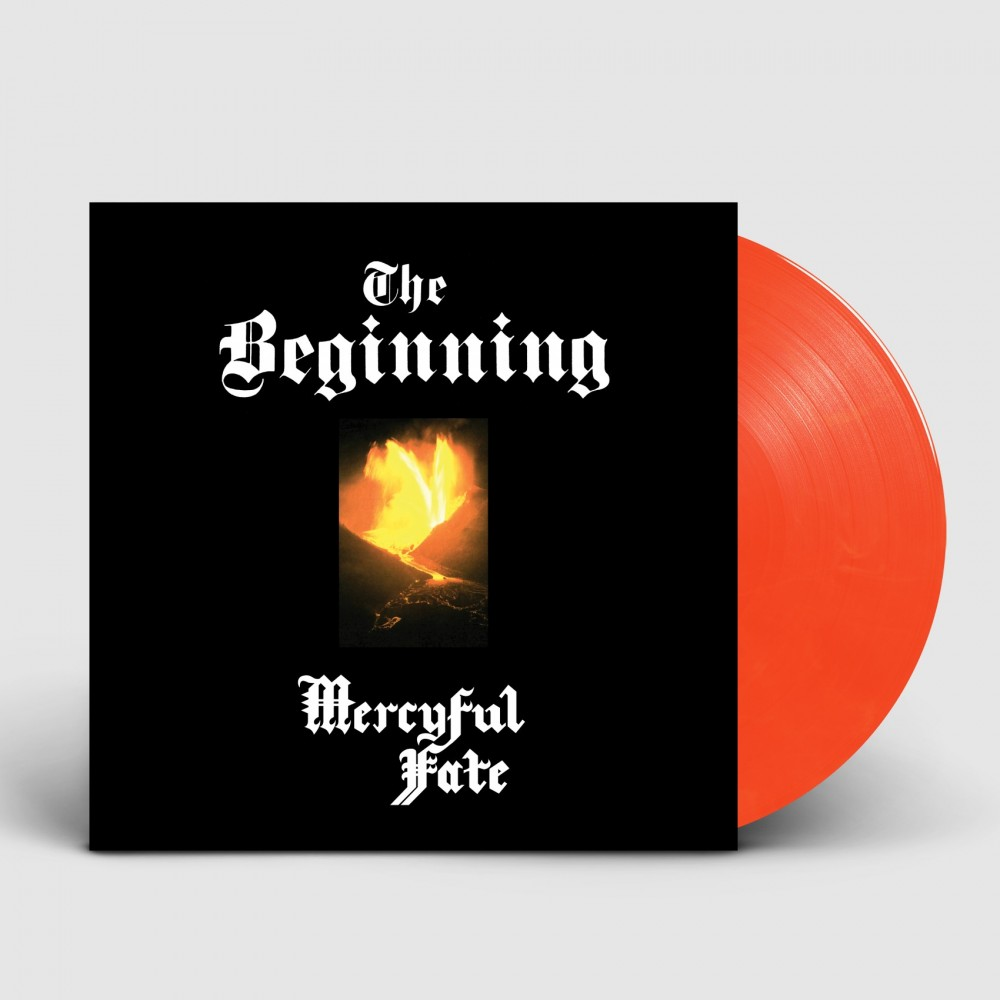 MERCYFUL FATE - The Beginning [ORANGE/WHITE] (LP)