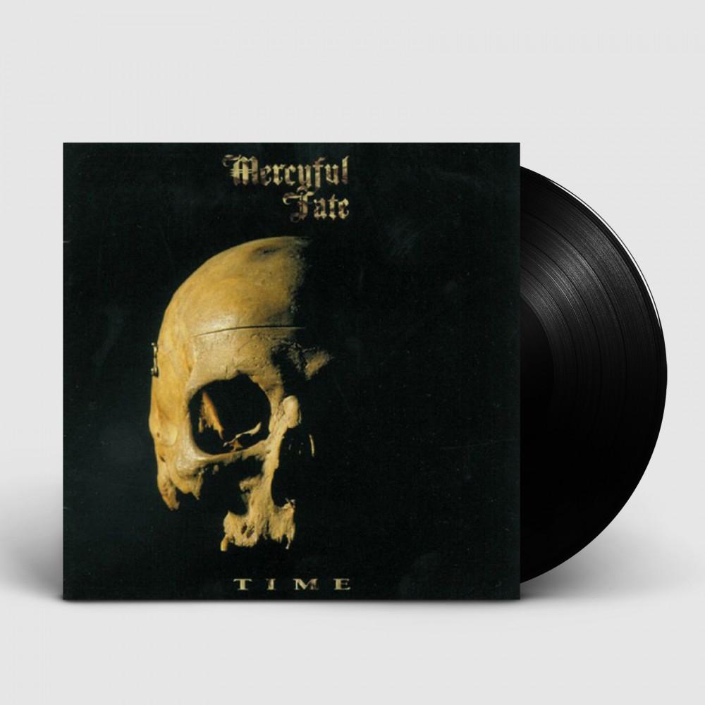 MERCYFUL FATE - Time [BLACK] (LP)
