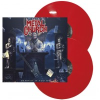 METAL CHURCH - Damned If You Do [RED] (DLP)