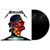 METALLICA - Hardwired...to Self-destruct [BLACK] (DLP)