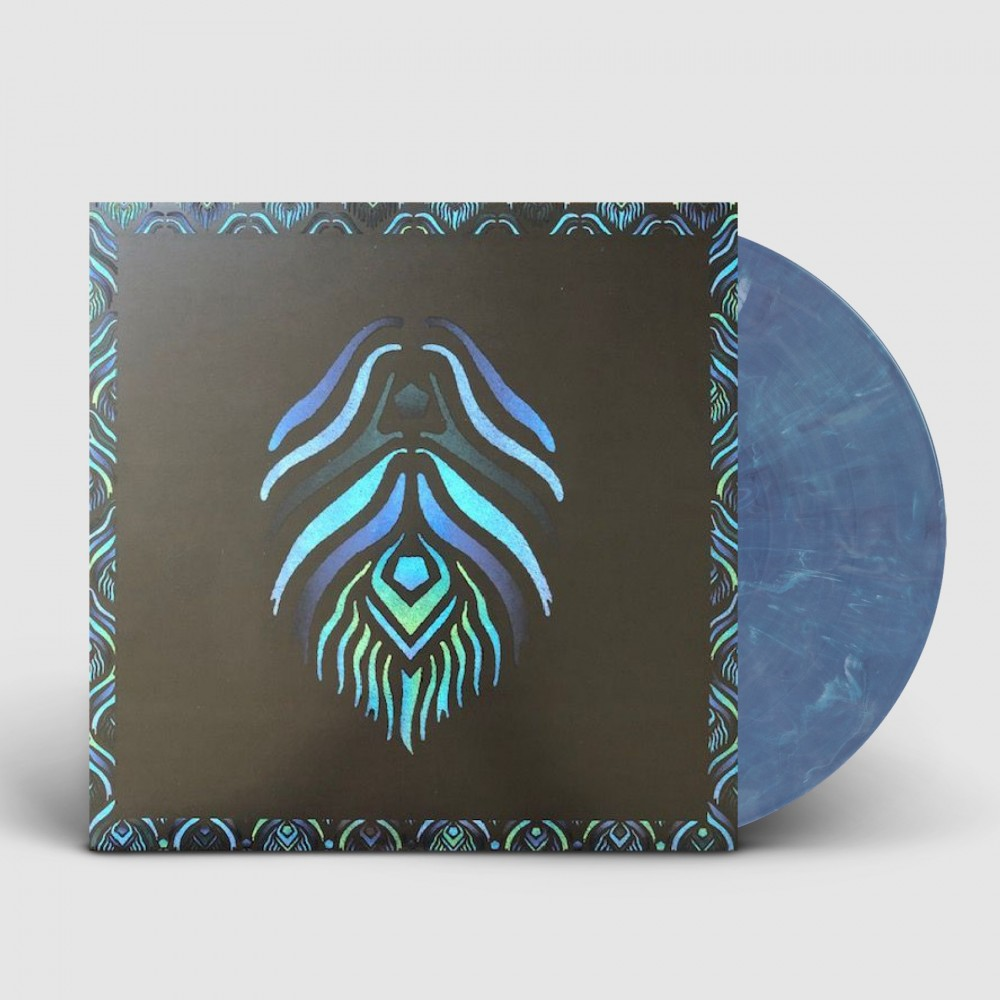 MOLASSES - Mourning Haze / Drops Of Sunlight [BLUE] (LP)