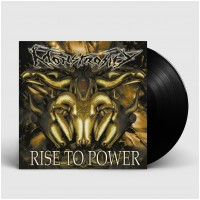 MONSTROSITY - Rise To Power [BLACK] (LP)