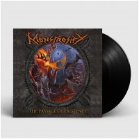 MONSTROSITY - The Passage Of Existence [BLACK] (LP)