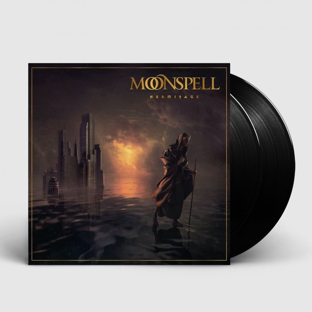 MOONSPELL - Hermitage [BLACK] (DLP)