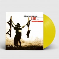 "MOONSPELL - Sin / Pecado [YELLOW LP+7""] (LP)"