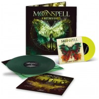 "MOONSPELL - The Butterfly Effect [GREEN LP+YELLOW 7""] (DLP)"