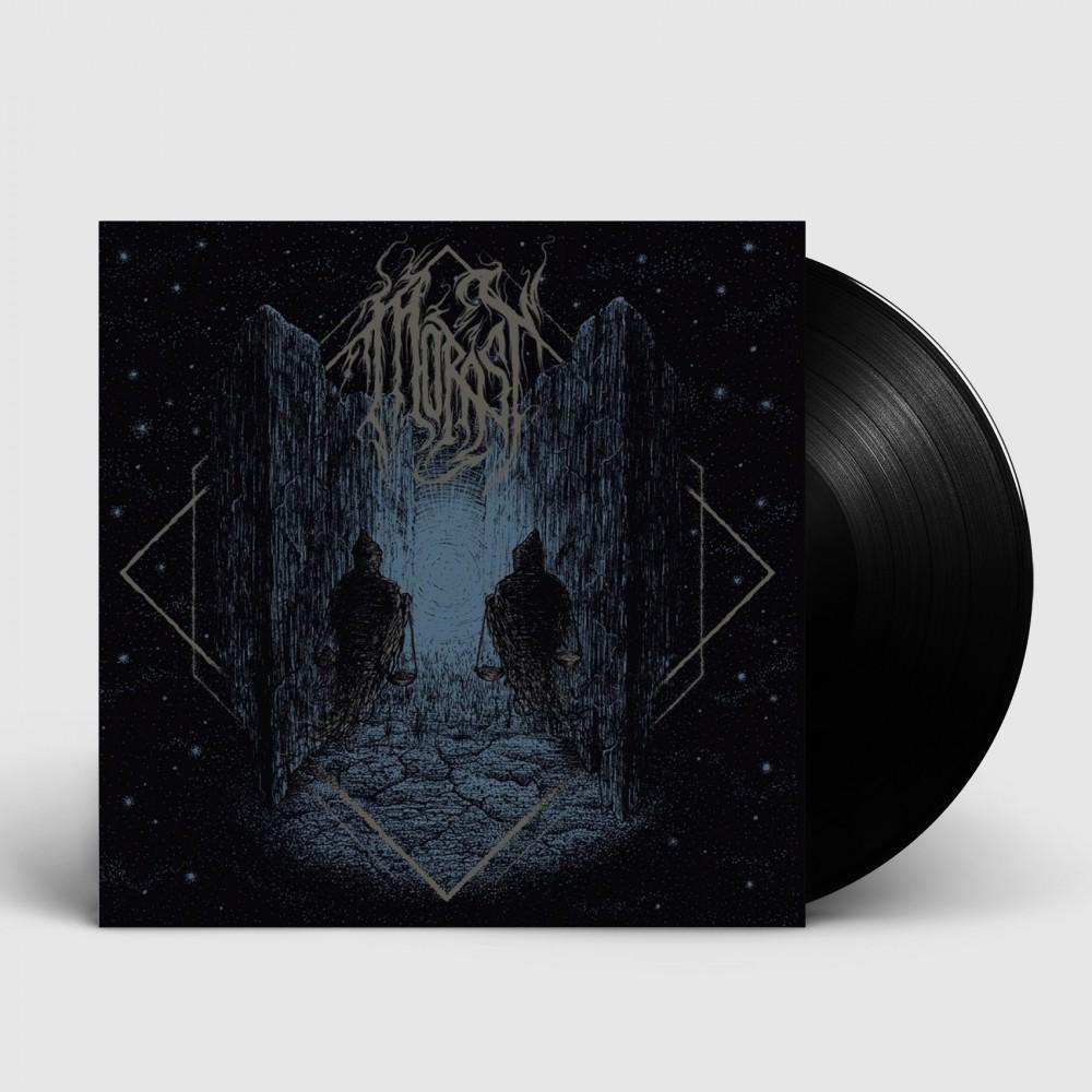 MORAST - Il Nostro Silenzio [BLACK] (LP)