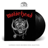 MOTÖRHEAD - Motörhead [BLACK] (DLP)