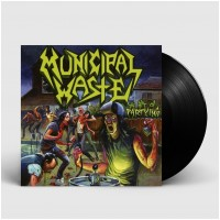 MUNICIPAL WASTE - The Art Of Partying [BLACK] (LP)