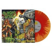 MUNICIPAL WASTE - The last rager [ORANGE/RED] (MLP)