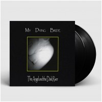 MY DYING BRIDE - The Angel & The Dark River [BLACK] (DLP)
