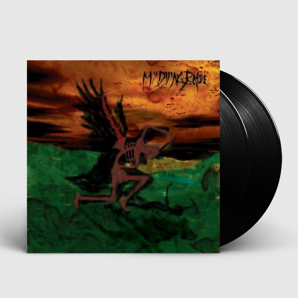 MY DYING BRIDE - The Dreadful Hours [BLACK] (DLP)
