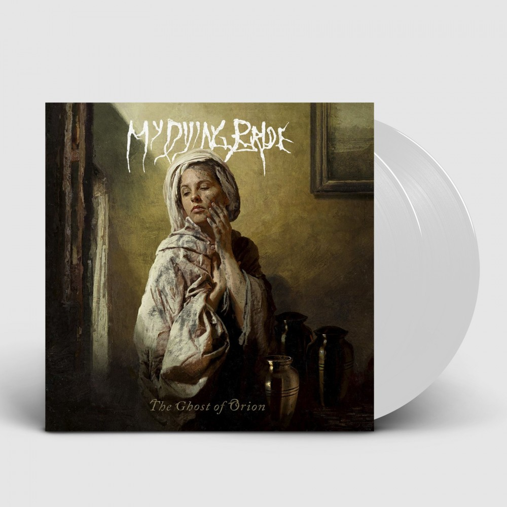 MY DYING BRIDE - The Ghost of Orion [WHITE] (DLP)