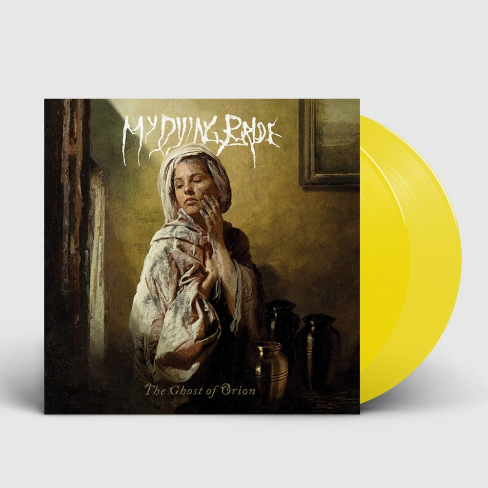 MY DYING BRIDE - The Ghost of Orion [YELLOW] (DLP)