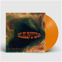 NAEVUS - Sun Meditation [ORANGE] (LP)