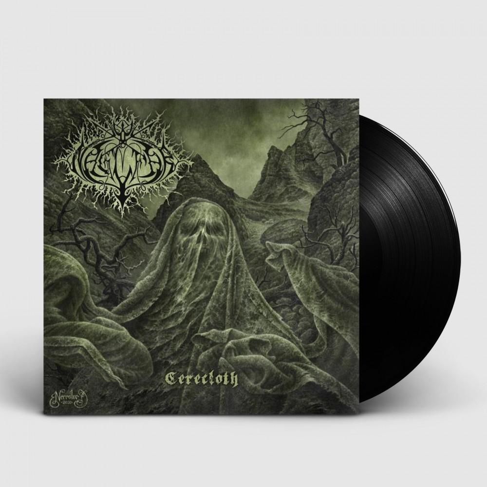 NAGLFAR - Cerecloth [BLACK] (LP)