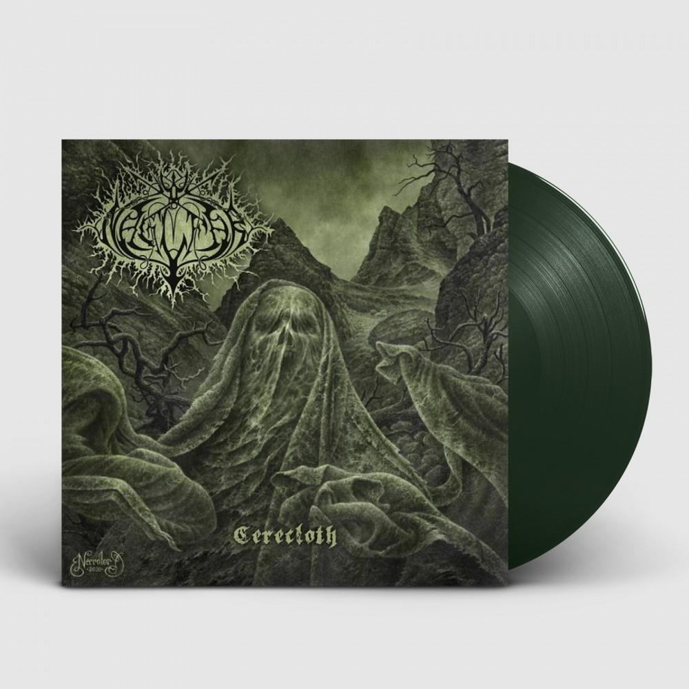NAGLFAR - Cerecloth [GREEN] (LP)
