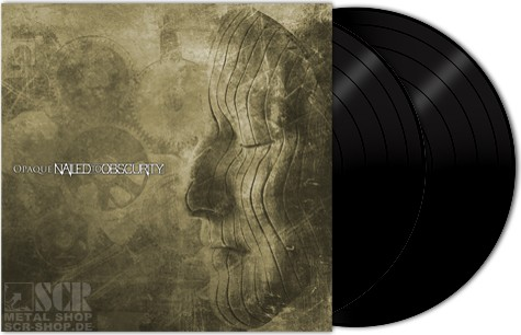 NAILED TO OBSCURITY - Opaque [BLACK 2-LP] (DLP)