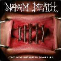 NAPALM DEATH - Coded Smears And More Uncommon Slurs [BLACK] (DLP)