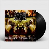 NAPALM DEATH - Leaders Not Followers: Part 2 [BLACK] (LP)