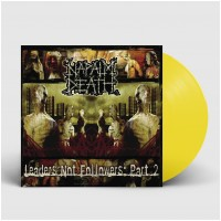 NAPALM DEATH - Leaders Not Followers: Part 2 [YELLOW] (LP)