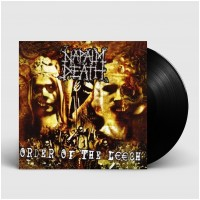 NAPALM DEATH - Order Of The Leech [BLACK] (LP)