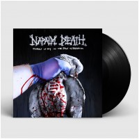 NAPALM DEATH - Throes of Joy in the Jaws of Defeatism [BLACK] (LP)