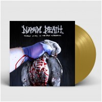 NAPALM DEATH - Throes of Joy in the Jaws of Defeatism [GOLD] (LP)