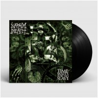 NAPALM DEATH - Time Waits For No Slave [BLACK] (LP)