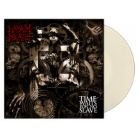NAPALM DEATH - Time Waits For No Slave [CLEAR] (LP)