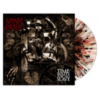 NAPALM DEATH - Time Waits For No Slave [SCR SPLATTER] (LP)