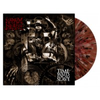 NAPALM DEATH - Time Waits For No Slave [SPLATTER] (LP)